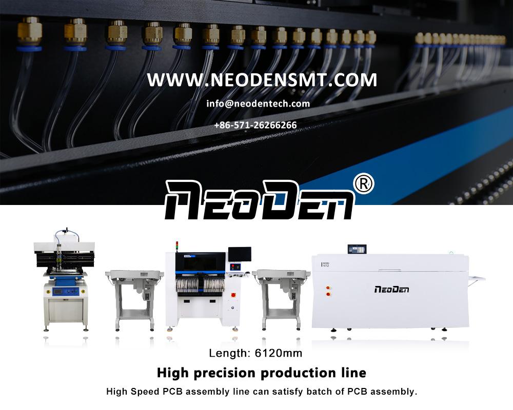 NeoDen SMT Production Line